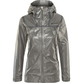 Columbia OutDry Ex ECO Tech Shell Jacket Women bamboo charcoal
